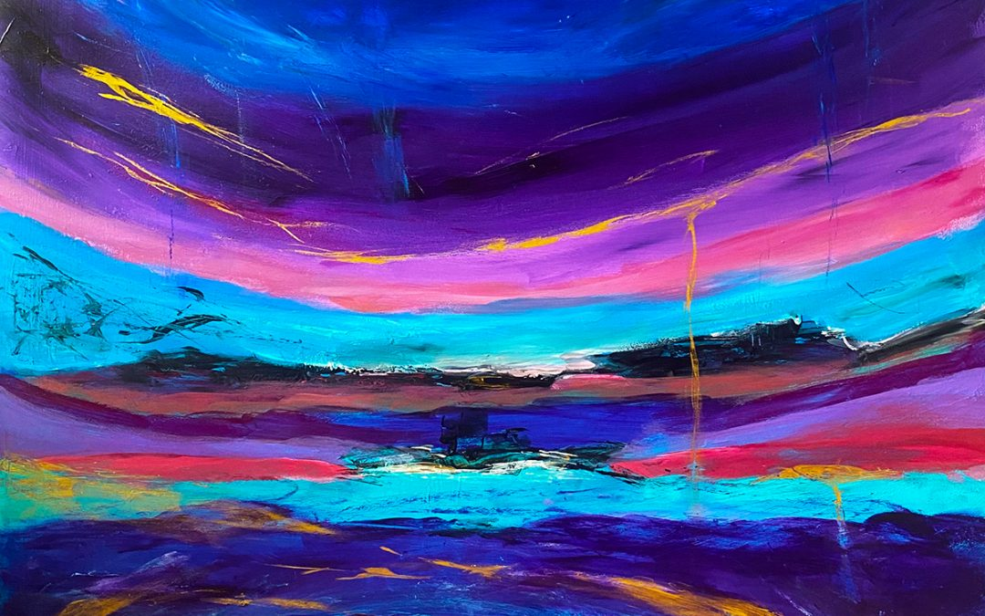 Abstract Landscape Collection – June 2021